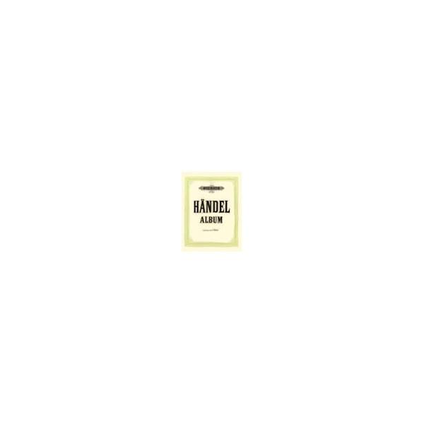 Handel, George Friederich - Album of 20 Favourite Pieces