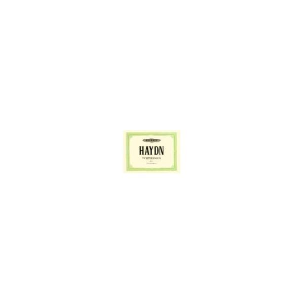 Haydn, Joseph - 12 Symphonies Vol.1