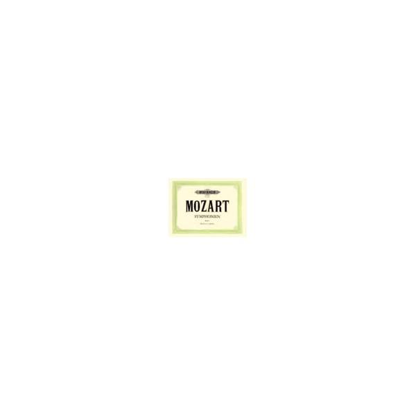 Mozart, Wolfgang Amadeus - Symphonies Vol.1