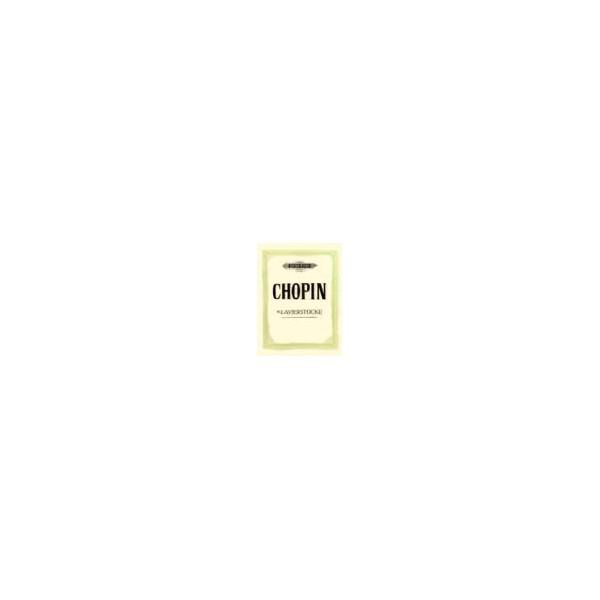 Chopin, Frédéric - Album of Piano Pieces