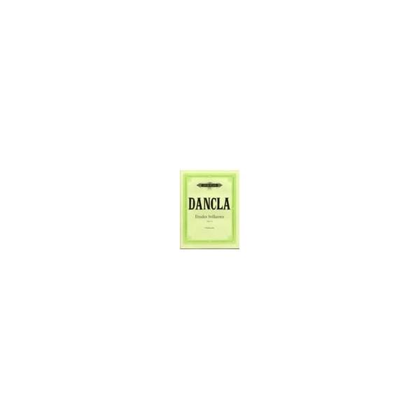 Dancla, Charles - 20 Violin Etudes (Etudes brillantes) Op.73
