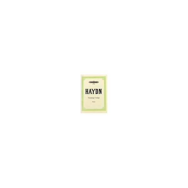 Haydn, Joseph - 9 Four-Part Songs