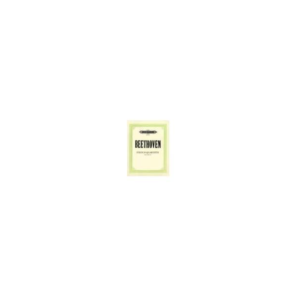 Beethoven, Ludwig van - String Quartets, complete Vol.1