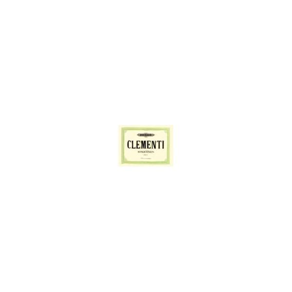 Clementi, Muzio - 6 Sonatinas Op.36