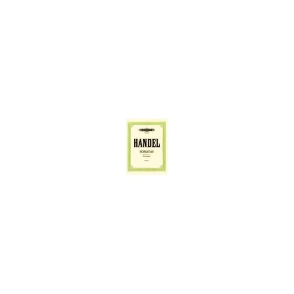 Handel, George Friederich - Flute Sonatas, Vol.II