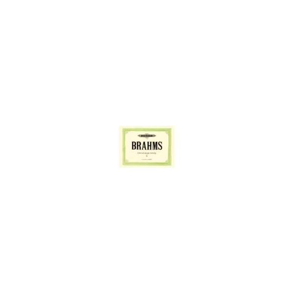Brahms, Johannes - Hungarian Dances Vol.II