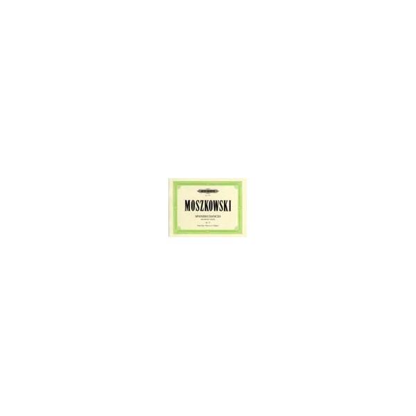 Moszkowski, Moritz - Spanish Dances Op.12