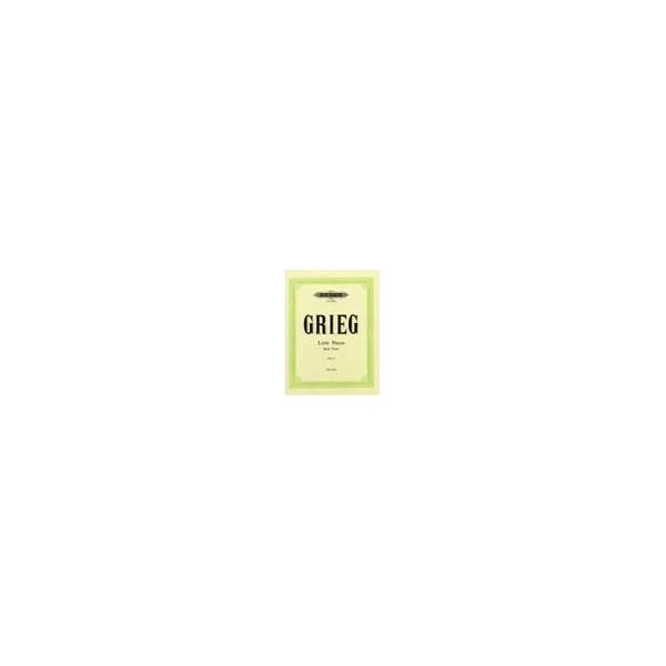 Grieg, Edvard - Lyric Pieces Book 3 Op.43