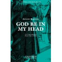 God be in my head - Baldwin, Antony