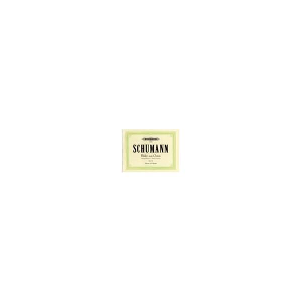Schumann, Robert - Oriental Pictures Op.66