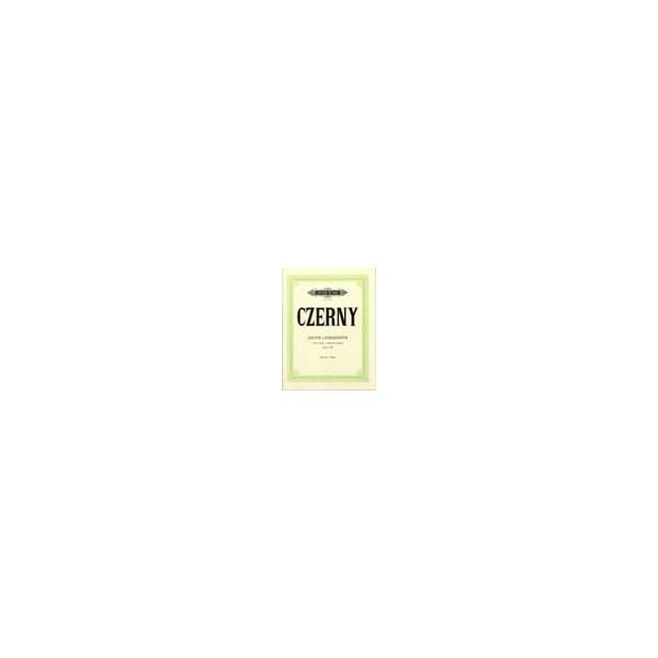 Czerny, Carl - First Tutor Op.599