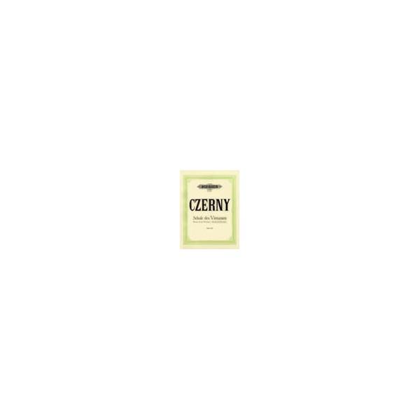 Czerny, Carl - School of Virtuosity Op.365