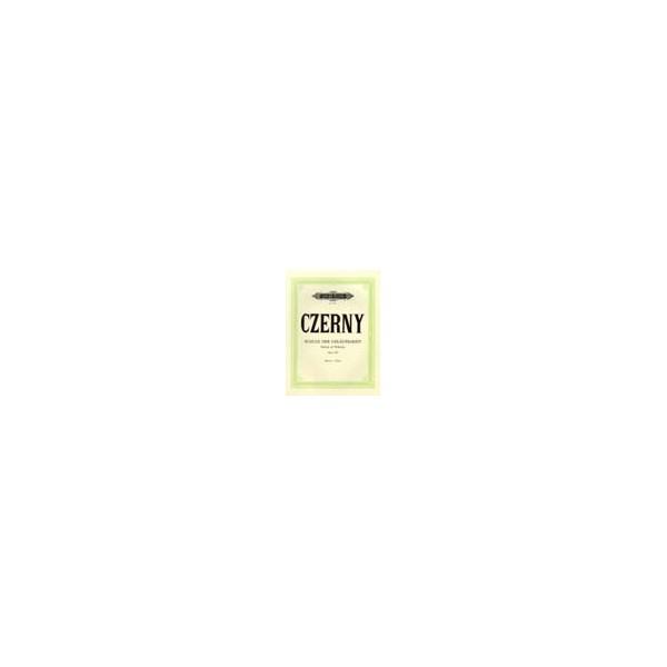 Czerny, Carl - School of Velocity Op.299, complete