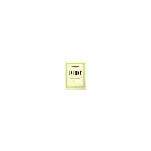 Czerny, Carl - Art of Finger Dexterity Op.740, complete