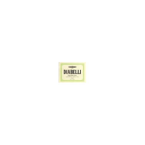 Diabelli, Anton - Jugendfreuden Op.163