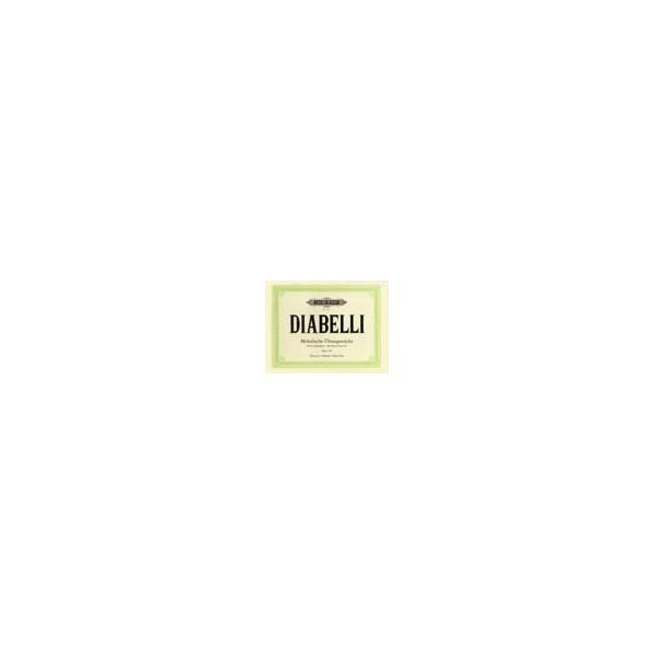 Diabelli, Anton - Melodic Exercises Op.149