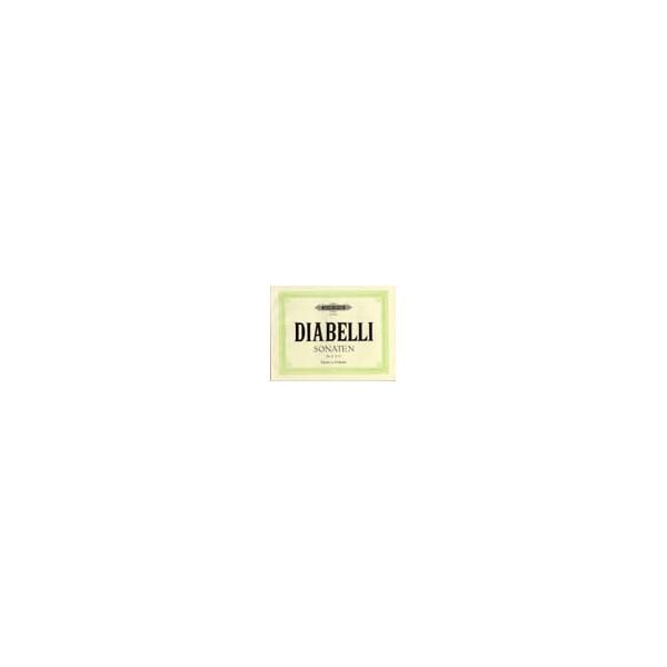 Diabelli, Anton - Sonatas Vol.1