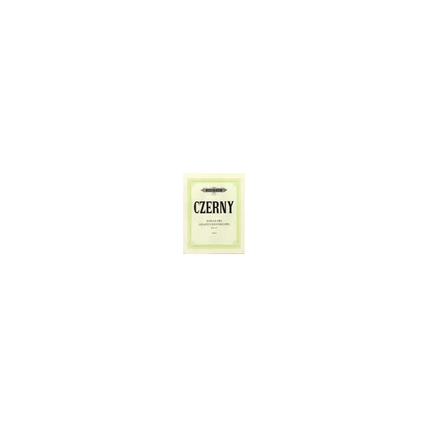 Czerny, Carl - School of Legato & Staccato Op.335