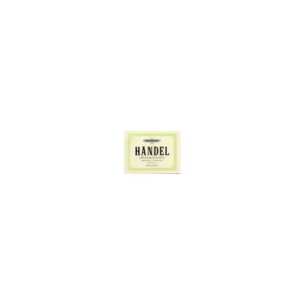 Handel, George Friederich - Organ Concertos Vol.2