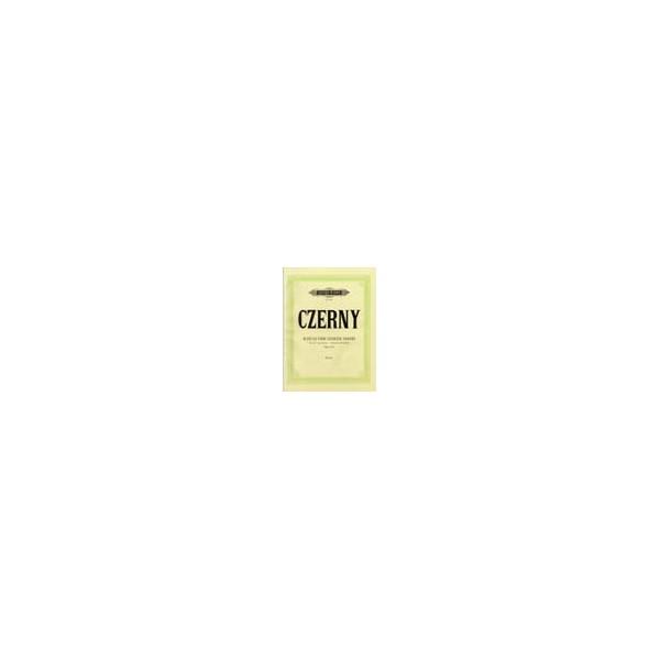Czerny, Carl - 10 Studies for the Left Hand Op.399
