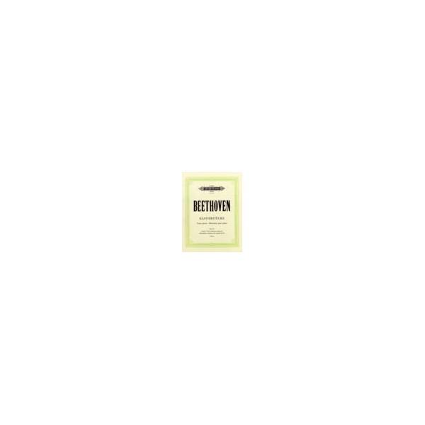 Beethoven, Ludwig van - Album of Piano Pieces Vol.1