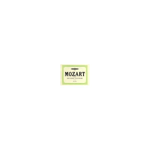 Mozart, Wolfgang Amadeus - Eine kleine Nachtmusik K525