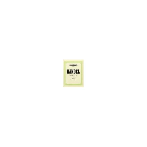 Handel, George Friederich - Trio Sonata in B flat Op.2 No.4