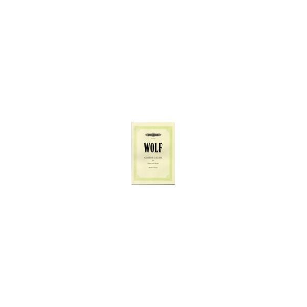 Wolf, Hugo - Goethe-Lieder: 51 Songs Vol.4