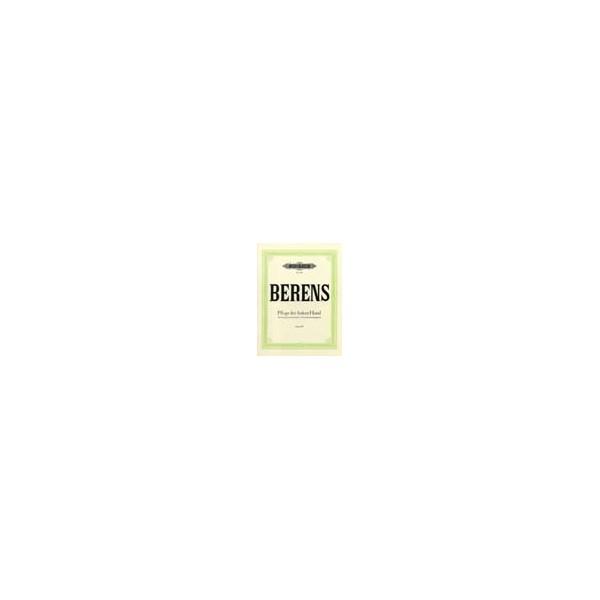 Berens, Hermann - Training the Left Hand Op.89