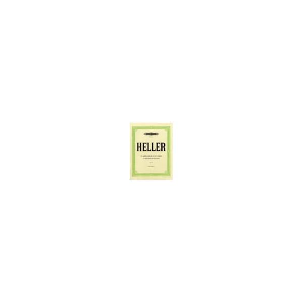 Heller, Stephen - 25 Melodious Studies Op.45