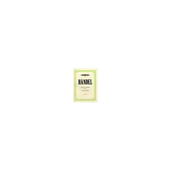 Handel, George Friederich - Julius Caesar