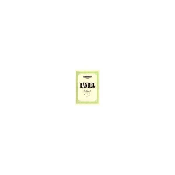 Handel, George Friederich - Xerxes