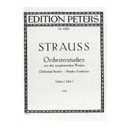 Strauss, Richard - Orchestral Studies Vol.1