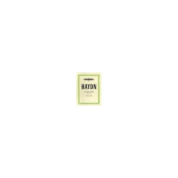 Haydn, Joseph - 6 Trio Sonatas Op.8 Vol.1