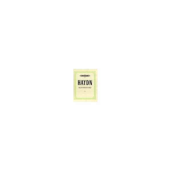 Haydn, Joseph - Piano Pieces Hob.XVII/1-6