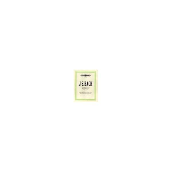 Bach, Johann Sebastian - No.4 in A BWV 1055