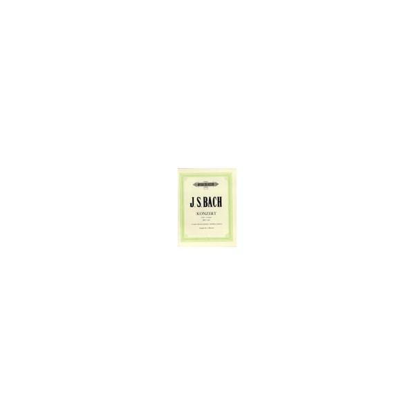 Bach, Johann Sebastian - No.2 in E BWV 1053