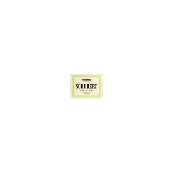 Schubert, Franz - Ländler & Pieces