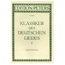 Album - Classics of the German Lied