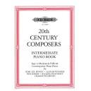 20th Century Composers Intermediate Piano