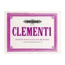 Clementi, Muzio - Favourite Piano Duets for Beginners
