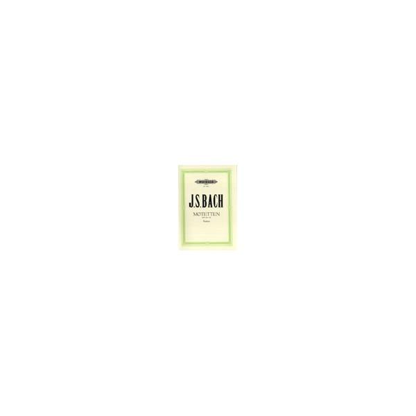 Bach, Johann Sebastian - 6 Motets BWV 225-230: Chorale Sei Lob und Preis