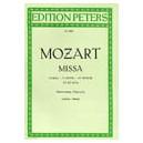 Mozart, W A - Mass in C minor K427