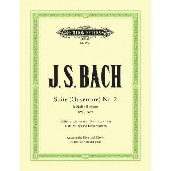 Bach, Johann Sebastian - Suite (Overture) BWV 1067