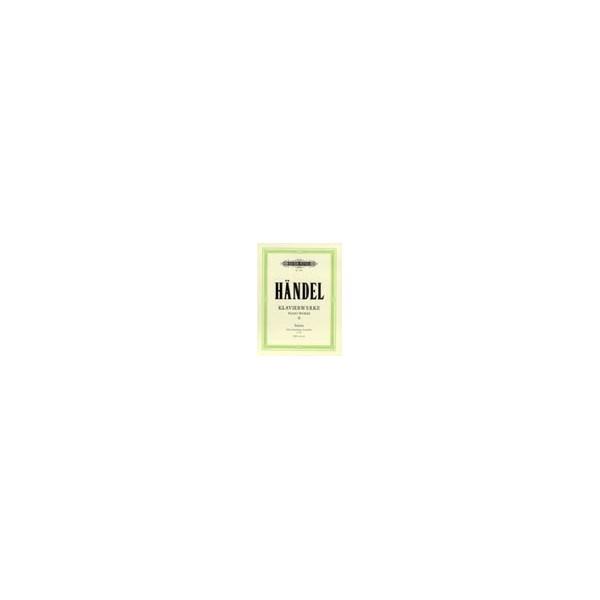 Handel, George Friederich - Keyboard Works Vol.2