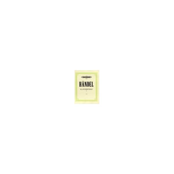 Handel, George Friederich - Keyboard Works Vol.5