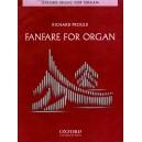 Fanfare for Organ - Proulx, Richard