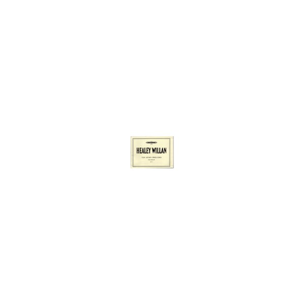 Willan, Healey - 30 Hymn Preludes Vol.1