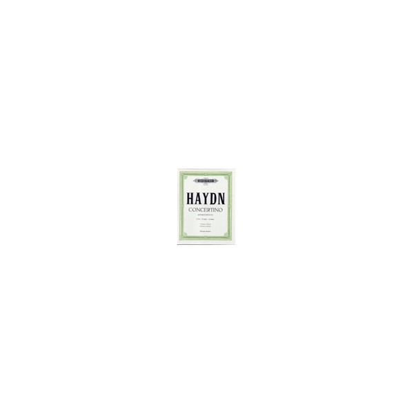 Haydn, Joseph - Concertino in C Hob.XIV/3