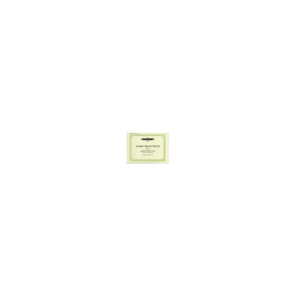 Album - Easier Organ Pieces Vol.2